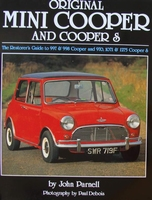 Original Mini Cooper and Cooper S - The Restorer's Guide