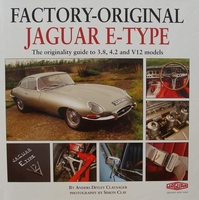 Factory-Original Jaguar E-Type