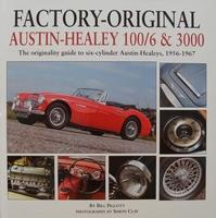 Factory-Original Austin Healey 100/6 & 3000