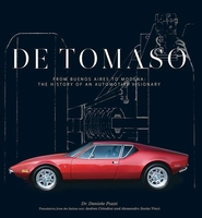 De Tomaso - From Buenos Aires to Modena