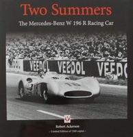 Two Summers – The Mercedes-Benz W196R Racing Car