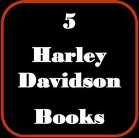 Voordeelpakket - 5 Boeken - Harley Davidson