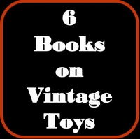 Voordeelpakket - 6 Boeken - Vintage Speelgoed