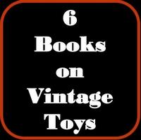 Promo Pack - 6 Books - Vintage Toys