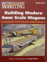 Building Modern 4mm Scale Wagons