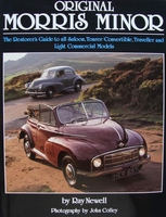 Original Morris Minor - The Restorer's guide