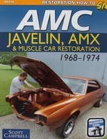 AMC Javelin, AMX and Muscle Car Restoration
