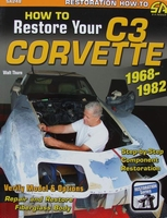 How to Restore Your C3 Corvette 1968-1982