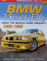 BMW 3-Series (E36) 1992-1999 - How to Build and Modify