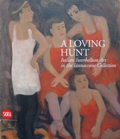 A Loving Hunt - Italian Interbellum Art