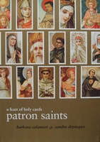Patron Saints - A Feast of Holy Cards