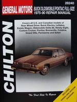 Manual - Buick - Oldsmobile - Pontiac 1975-90 - Full-Size