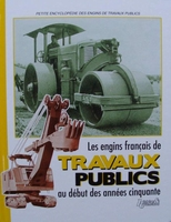 Les engins français de travaux publics