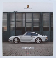 Porsche 959 - Numbered Limited Edition