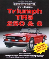 How to Improve Triumph TR5, 250 & 6