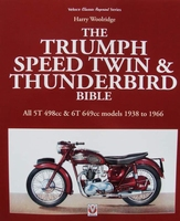 The Triumph Speed Twin & Thunderbird Bible 1938 - 1966