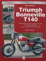 How to Restore : Triumph Bonneville T140 - 1973 to 1983