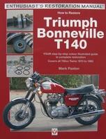 How to Restore : Triumph Bonneville T140 - 1973 to 1983