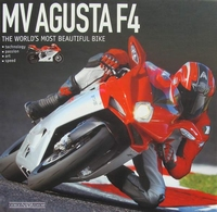 MV AGUSTA F4 - The world's most beautiful bike