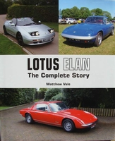 Lotus Elan - The Complete Story