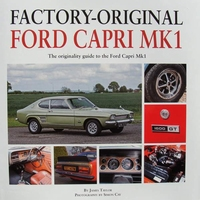 Factory-Original Ford Capri Mk1