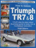 How To Restore Triumph TR7 & 8