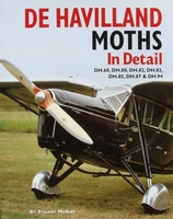 De Havilland Moths In Detail