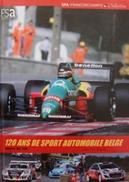120 ans de sport automobile Belge - Volume 3: 1981 - 2016