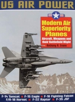 US Air Power : Modern Air Superiority Planes