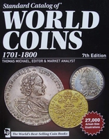 Standard Catalog of World Coins, 1701-1800