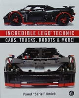 Incredible LEGO Technic - Cars, Trucks, Robots & More!