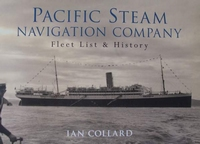 Pacific Steam Navigation Company - Fleet List & History