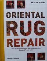 Oriental Rug Repair - step-by-step