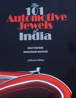 101 Automotive Jewels Of India - Collector's Edition