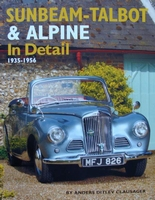 Sunbeam Talbot & Alpine In Detail, 1935 - 1956