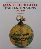 Italian Tin Signs 1890-1950