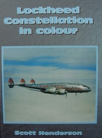Lockheed Constellation In Colour