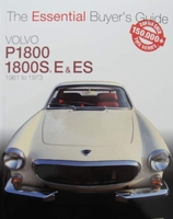 Volvo P1800 / 1800S, E & ES 1961 to 1973