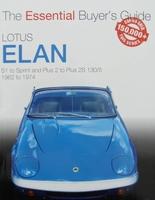 Lotus Elan: S1, S2, S3, S4 & Sprint 1962 to 1973 - Plus 2, P