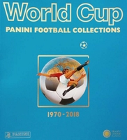 World Cup 1970-2018  - Panini Football Collections
