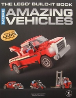 The LEGO Build-It Book -  More Amazing Vehicles