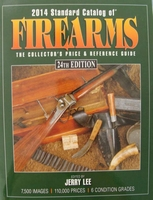 2014 Standard Catalog of Firearms