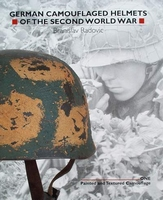 German Camouflaged Helmets of the Second World War -Volume 1