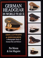 German Headgear in World War II - Volume 1