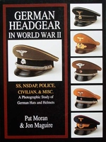 German Headgear in World War II - Volume 2