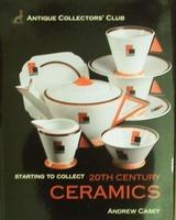 Starting to Collect 20th Century Ceramics