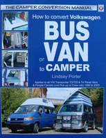 How to Convert VW Bus or Van to Camper