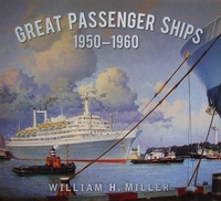 Great Passenger Ships 1950 - 1960
