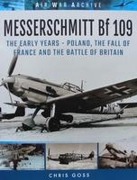 MESSERSCHMITT Bf 109 - The Early Years