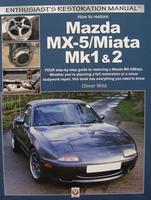 Mazda MX-5 / Miata Mk1 & 2 - Restoration Manual